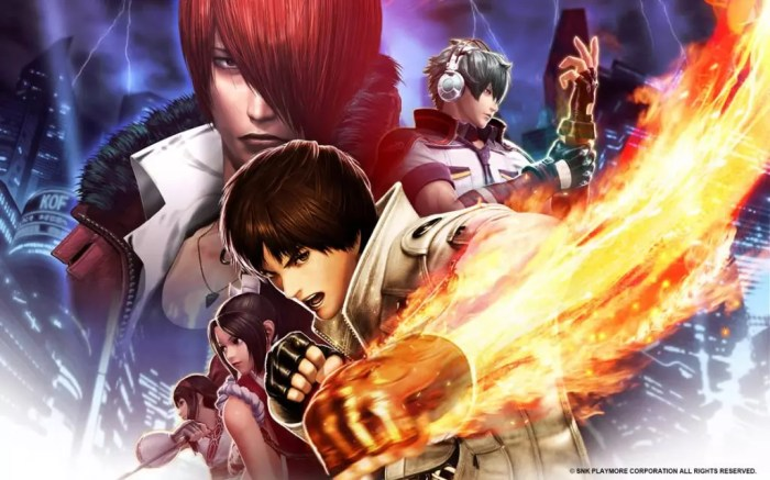 King of fighters 14 data de lançamento