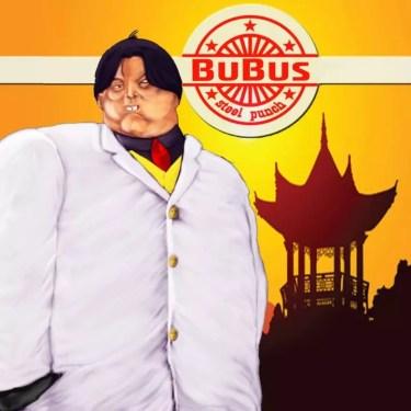 Senhor Chan de Bubus Steel Punch