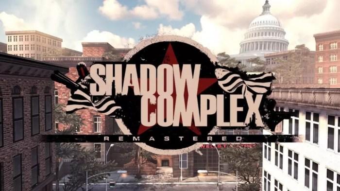 Shadow Complex Remastered data de lançamento