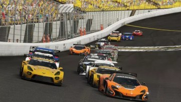 Gran Turismo Sport largada