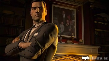 BATMAN - The Telltale Series imagem da gameplay