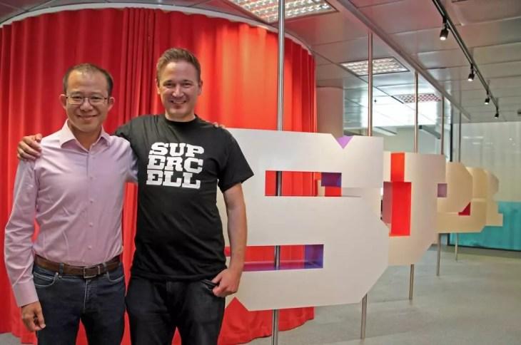 Tencent compra os direitos de Clash of Clans