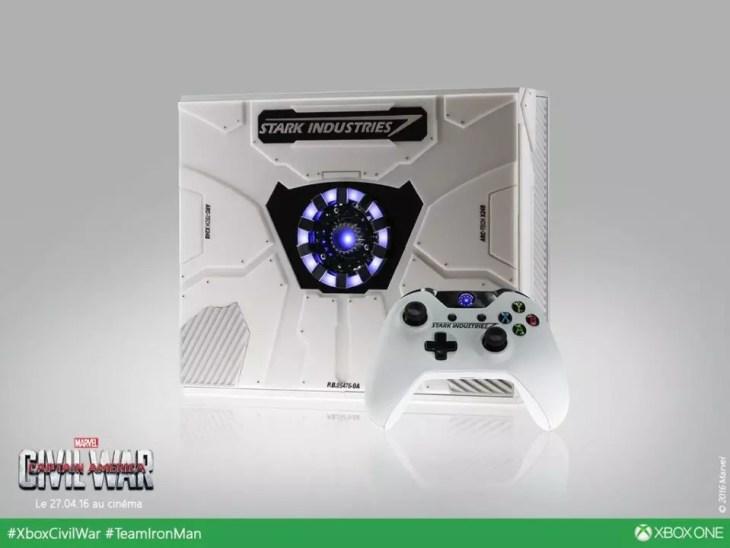 Xbox One versão Guerra Civil