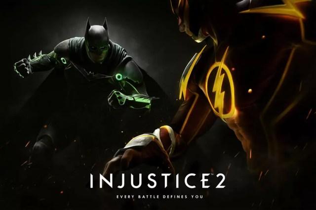injustice 2 anunciado para 2017