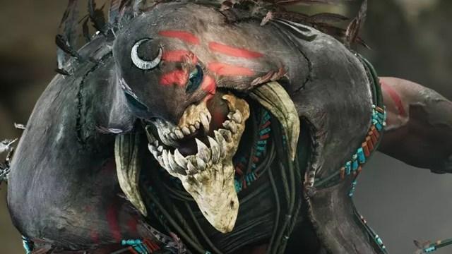 Khaimera, o novo personagem do MOBA em terceira pessoa Paragon