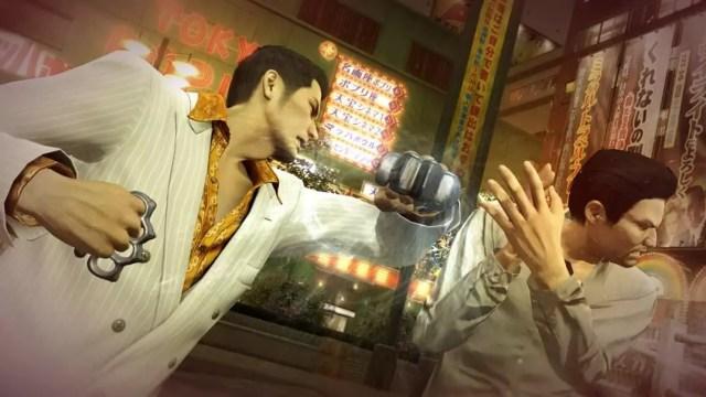 Yakuza 0 data de lançamento ocidente