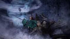 serpico em batalha no jogo Berserk