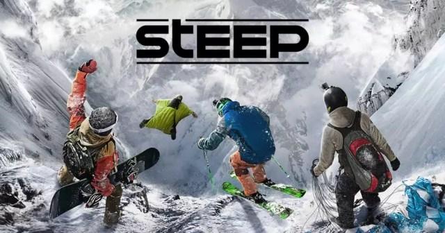 Data lançamento jogo Steep