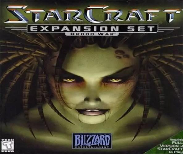Expansão do jogo StarCraft