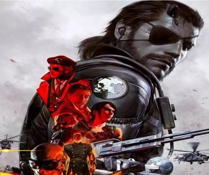 Metal Gear Solid 5 versão definitiva