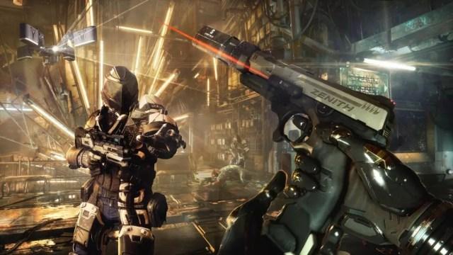 Os gráficos são um dos diferenciais de Deus Ex: Mankind Divided