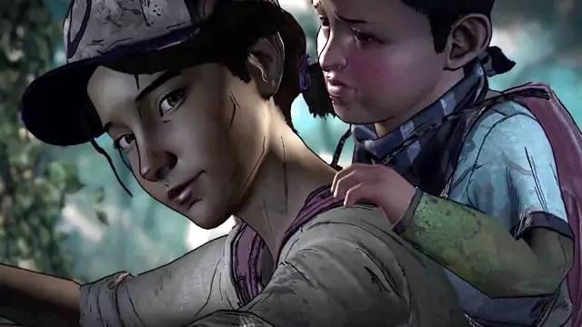Trailer de dezembro de 2016 do jogo The Walking Dead da Telltale