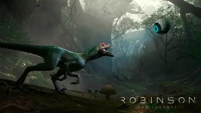 Robinson The Journey será lançado para PC