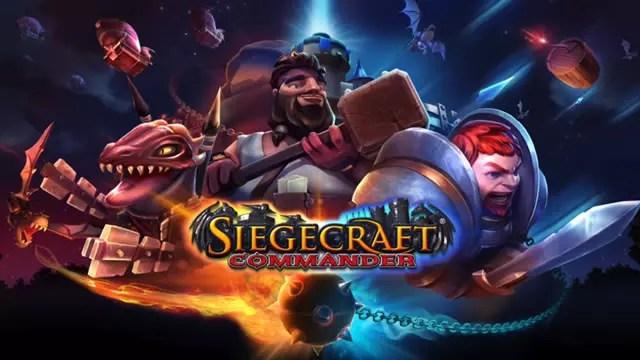 Análise do jogo Siegecraft Commander