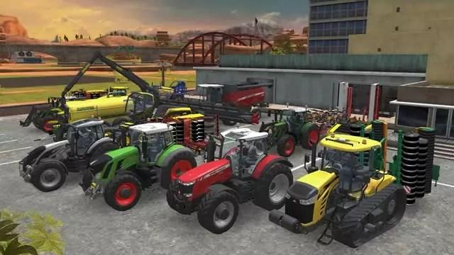 Farming Simulator 18 as marcas conhecidas
