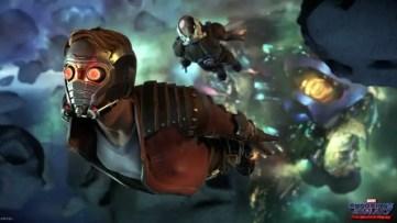 Jogo de Guardiões da Galáxia da Telltale