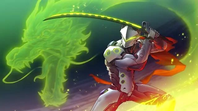 Genji de Overwatch entra para o elenco de Heroes Of The Storm