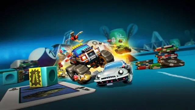 Confira o mais novo trailer de Micro Machines World Series