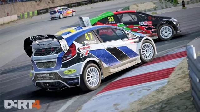 Dirt 4 jogo de rally 2017
