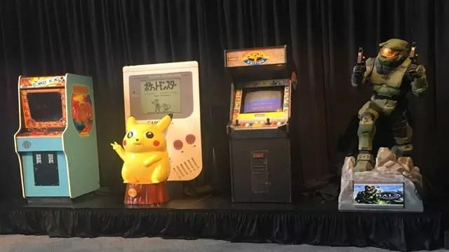 Os jogos do Hall da Fama de 2017