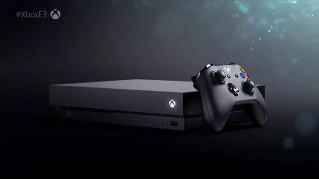 Console Xbox One X
