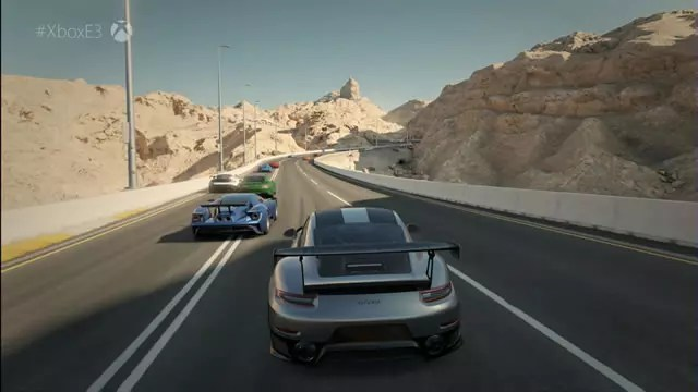 Forza 7 anunciado na E3 2017