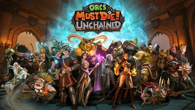Orcs Must Die Unchained será lançado em julho para PS4