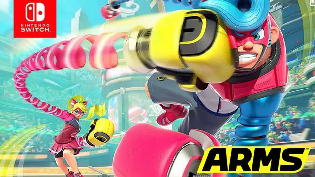Saiba o que vai mudar com a atualização de Arms para Nintendo Switch