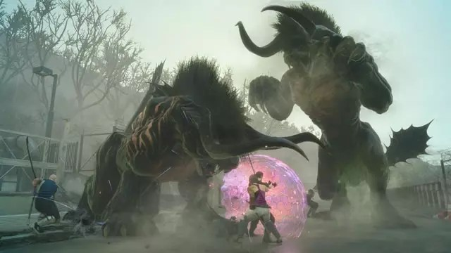 Multiplayer de Final Fantasy XV imagem 1