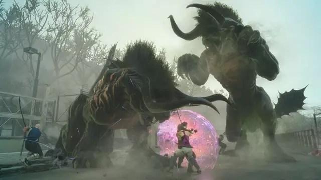Multiplayer de Final Fantasy XV imagem 1
