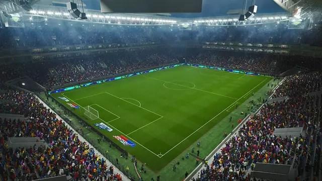 PES 2018 estádio da beta