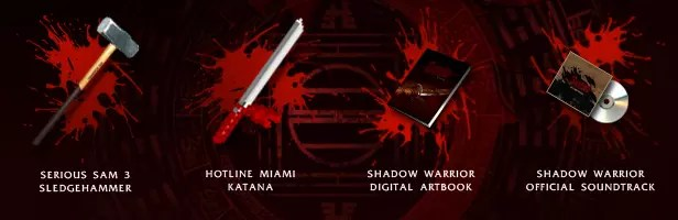 Shadow Warrior Special Edition