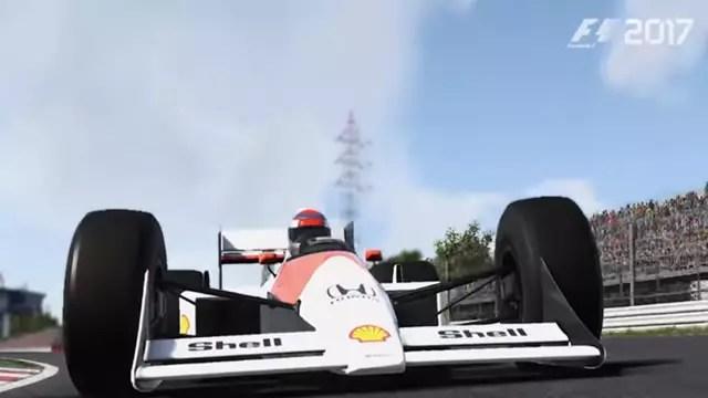 F1 2017 Mclaren jogo