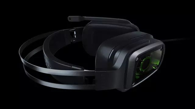Headset gamer com som verdadeiro surround da razer 2017