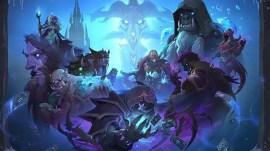 Hearthstone Frozen Throne