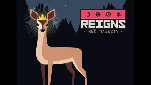 Reigns Her Majesty é anunciado pela Nerial e Devolver Digital