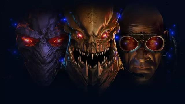 Versão remasterizada de StarCraft já está disponível