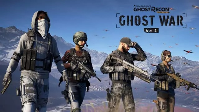 PVP de Ghost Recon Wildlands chega em outubro