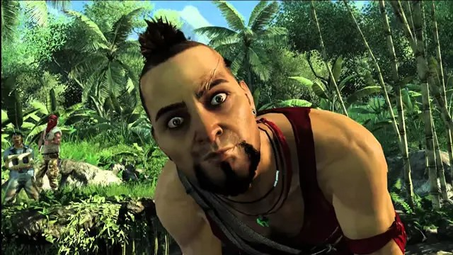 Vaas Montenegro de Far Cry 3