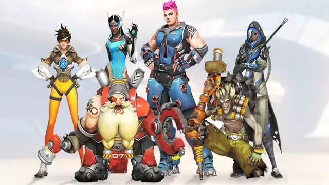 Jogue Overwatch de graça novembro 2017