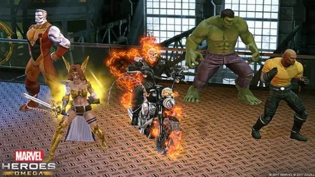 Marvel Heroes fechando
