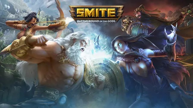 SMITE poster