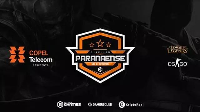 Circuito Paranaense de eSports logo