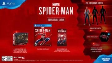 Homem-Aranha edição de luxo