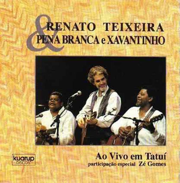 Programa: Renato Teixeira e Pena Branca e Xavantinho ao Vivo em Tatuí. Entrevista com o lojista de discos João Roberto