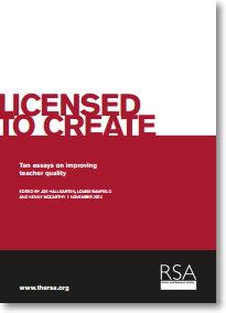 Creative Education Reports, ov. 2014