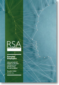 A new RSA Report - see more here...
