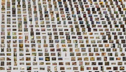 Google art table image