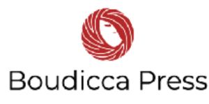 Boudicca Press - logotype image and web link