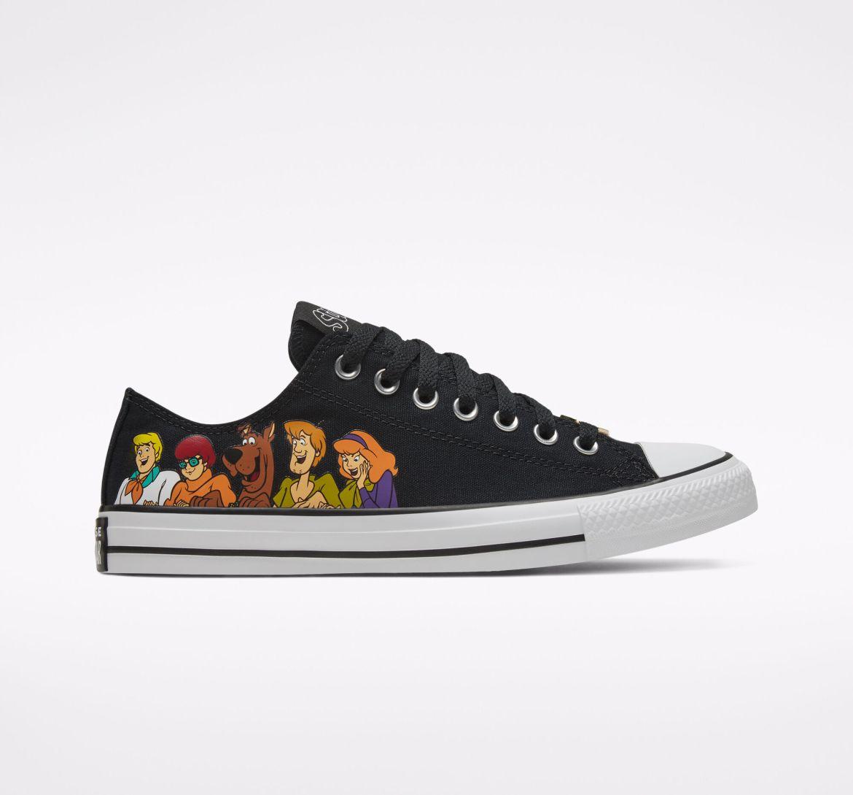 Converse x Scooby-Doo Chuck Taylor All Star Black/Multi/White